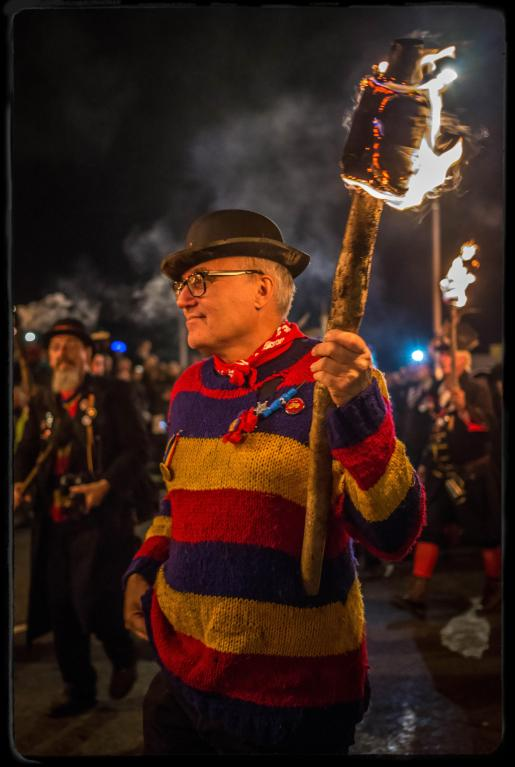 Hastings Bonfire Night