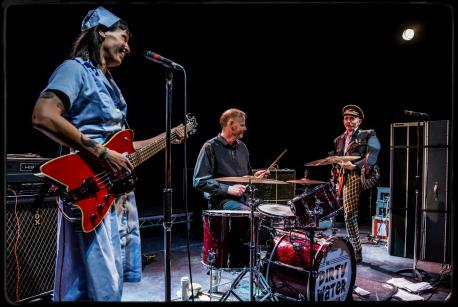 Wild Billy Childish and the CMTF